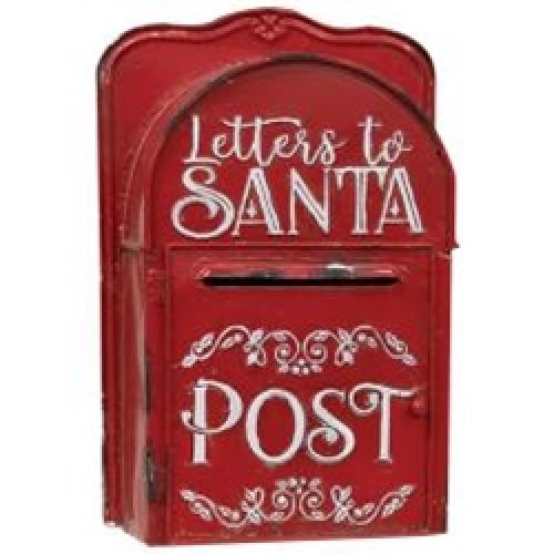 Letters to Santa Post Box