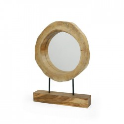 Trunk Mirror On A Stand
